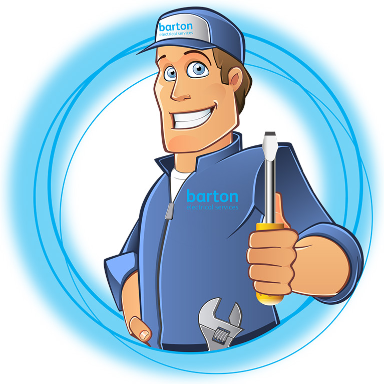 Electrician-Cartoon
